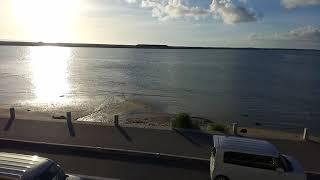 20190722 沖縄 瀬長島ウミカジテラス 景色 海沿い thumbnail