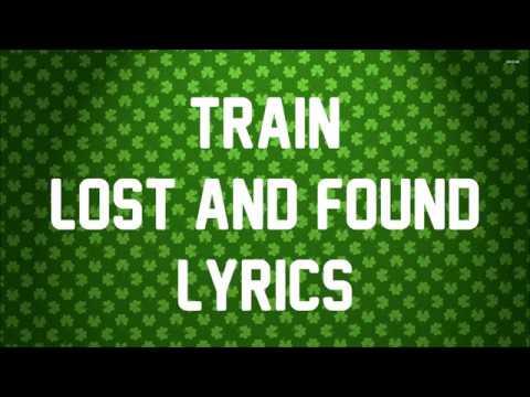 Train - Lost And Found JBX