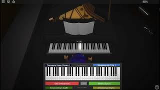 Billie Eilish - Bad guy - Roblox Piano