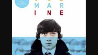 Alex Turner- Piledriver Waltz- Submarine with lyrics