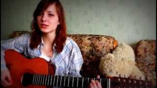 Копия видео Девушка красиво поет)))