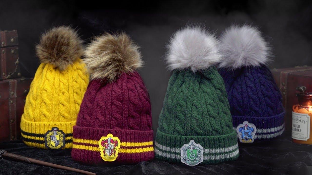 9e001e8345e Harry Potter Pompom Beanie
