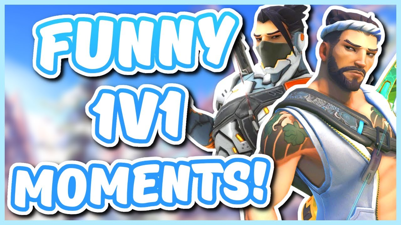 Overwatch - THE KING OF OVERWATCH 1V1 (Funny Moments) thumbnail