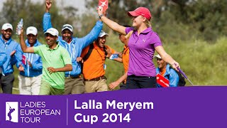 Charley Hull - Lalla Meryem Cup Final Day