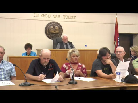 Fentress County Commission Meet to discuss next Sheriff appointment