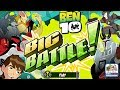 Ben 10: Big Battle - Enormous Encounter with the Forever King (Cartoon Network Games)