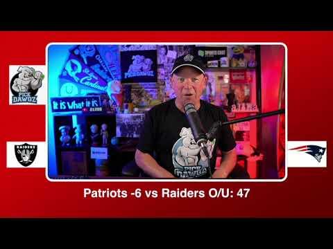 New England Patriots vs Las Vegas Raiders Team NFL Pick and Prediction 9/27/20 Week 3 NFL Betting