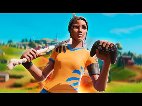 INSANE NEW FORTNITE CHAPTER 2 CONTROLLER PRO GOES CRAZY