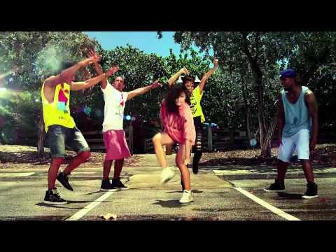Mizz Nina feat. Flo Rida - Take Over.