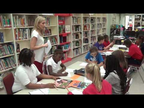 TEXT FEATURES LESSON 3rd GRADE