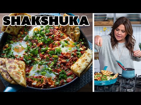 Rachael Ray Makes Lamb Or Beef Shakshuka | Food Network