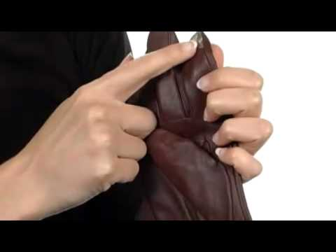 Echo Design Echo Touch Leather Basic Glove SKU:#8039736