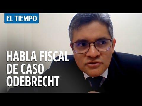 Odebrecht, Fiscalía de Perú le pide información a Colombia