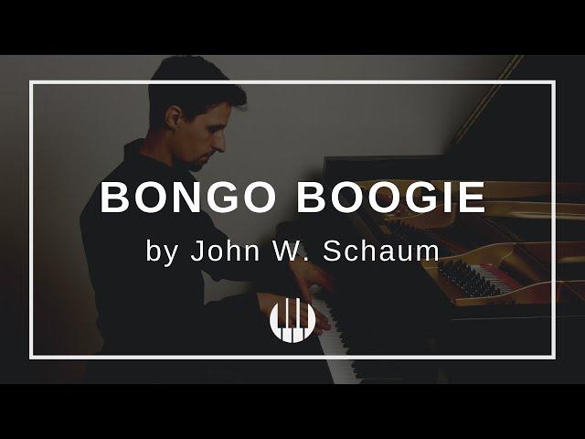 Bongo Boogie by John W. Schaum
