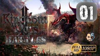 LA CAIDA (1/2) #1 - Kingdom Wars 2 Battles (Undead Cometh Rising) - 1080p Gameplay en ESPAÑOL