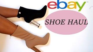 Ebay SHOE HAUL !!! (Cheap-Trendy/Instagram shoes)