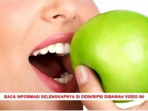 Video Cara Memutihkan Gigi Kuning Secara Alami Youtube
