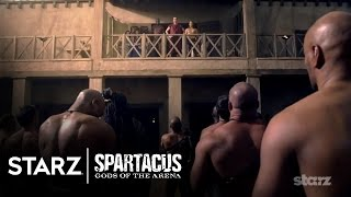 Spartacus | Gods of the Arena - Trailer | STARZ