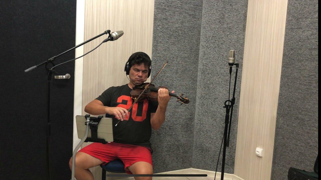 Gravação de Cordas - Luis Sergio (Prod e Arr)