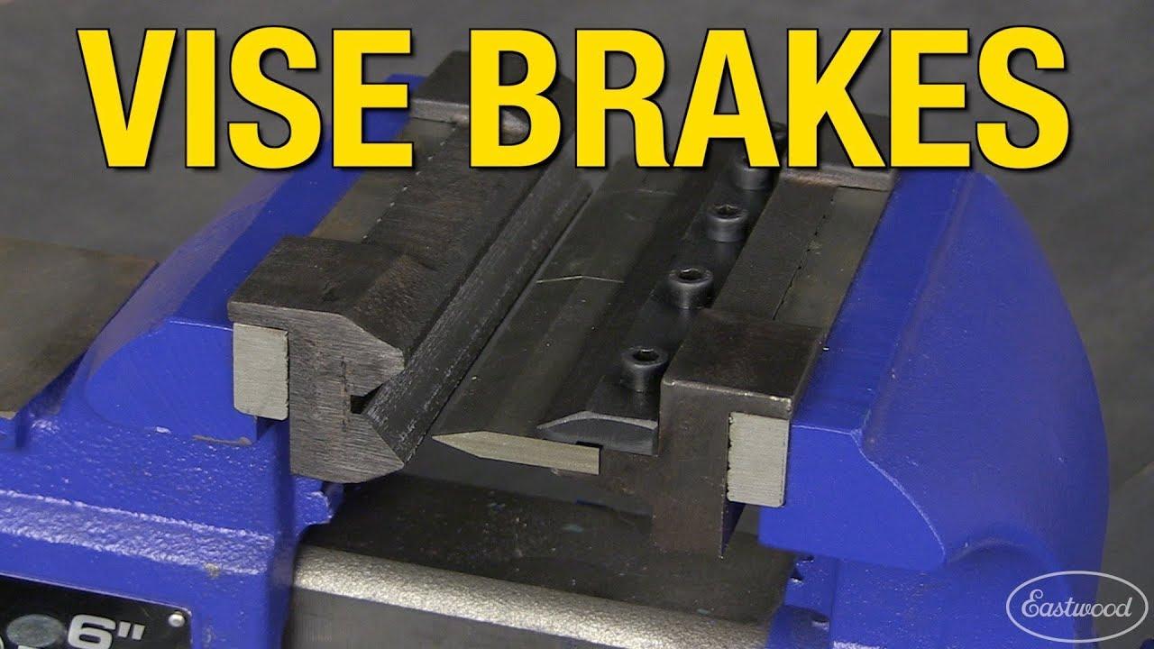 12ga 90 Degree Magnetic Vise Press Brake Dies For Bending Metal