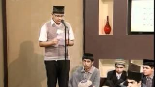 Gulshan-e-Waqfe Nau Atfal, 17 Oct 2010, Educational class with Hadhrat Mirza Masroor Ahmad(aba)