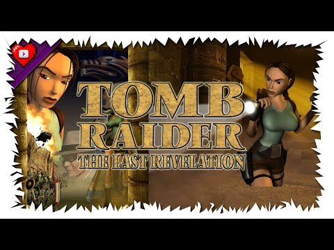 Tomb Raider: The Last Revelation (1999 - PC) Casual Playthrough Pt 6   Live Stream Archive