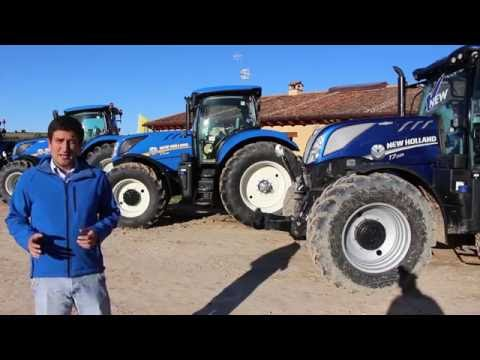 New Holland T7 Tier 4B Review