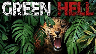 DEADLY PREDATORS & GIANT CAVE EXPLORING! - Amazon Survival - Green Hell Gameplay