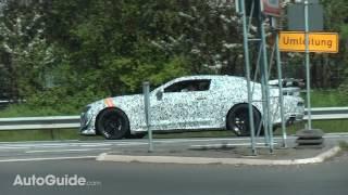 """""""فيديو"""" شاهد اختبارات شفرولية كامارو Z28 موديل 2017 على حلبة نوربورغرينغ  Chevrolet Camaro Z28"""