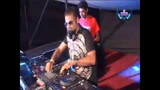 dj hemz live @ reliance  greens township jamnagar