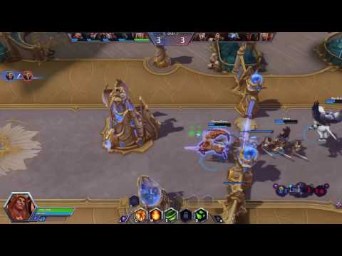Heroes of the Storm - DeDHafpek - Only Fun Channel [OFC]