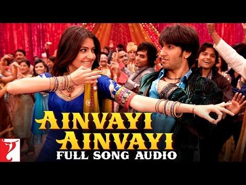 Ainvayi Ainvayi - Full Song Audio | Band Baaja Baaraat | Salim Merchant | Sunidhi Chauhan Mp3