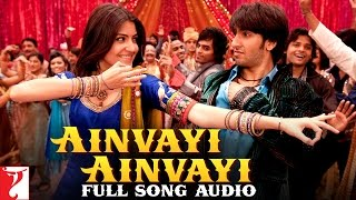 Ainvayi Ainvayi – Full Song Audio | Band Baaja Baaraat | Salim Merchant |  …