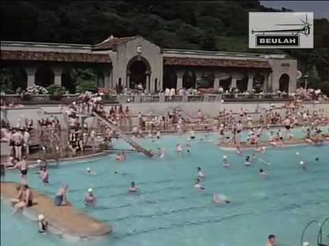 The Great British Getaway 1957 style - A film by Ron Craigen