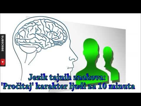 Jezik tajnih znakova: 'Pročitaj' karakter ljudi za 10 minuta