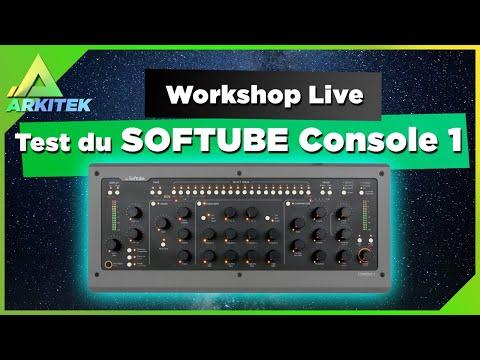 Test du Softube Console 1