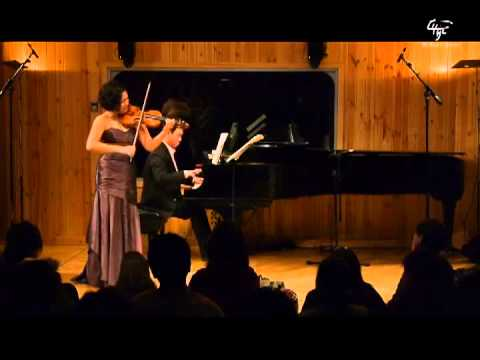 L'Hymne à l'amour + La Vie en Rose by Jinjoo Cho and Daniel H.K Duo
