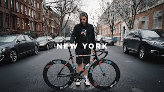 NEW FIXED GEAR RACE BIKE!