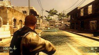 Shadow Harvest Phantom Ops 01 прохождение walkthrough