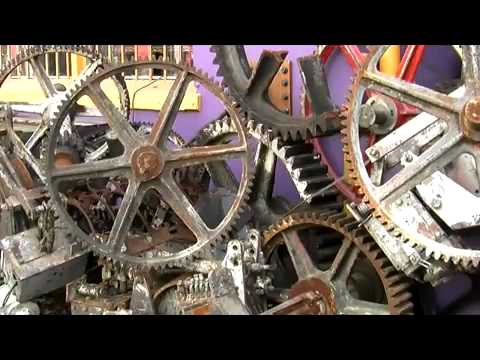 Gears from drawbridge to be turned into public art