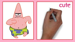 How to Draw a Patrick / Как нарисовать Патрика(Drawing Channel - https://www.youtube.com/channel/UCaZm6IvtL9zNeDwQi571asA/videos Канал для рисования ..., 2015-12-22T10:14:17.000Z)