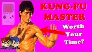 Kung Fu Master (Gameboy Game Review)