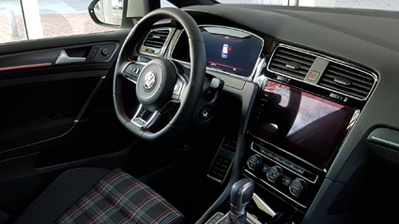 test anleitung discover pro gen 3 vw golf 7 gti facelift. Black Bedroom Furniture Sets. Home Design Ideas