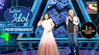 Neelanjana और Vishal का 'Radha' पे धमाकेदार Duet Performance | Indian Idol Season 10