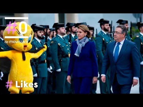 Likes: Piolín se convierte en el nuevo símbolo de la Guardia Civil #LikesVelvet | #0