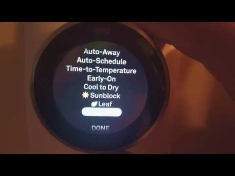 3rd Gen Nest Thermostat Hardware and Software Review