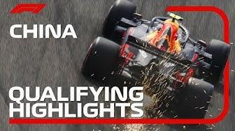 2019 Chinese Grand Prix: Qualifying Highlights