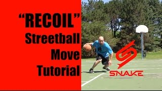 """Recoil"" Streetball Move Tutorial - Basketball How To (Name This Move #3)"