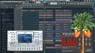How to make a chill song under 5 min! (FL Studio) + FLP