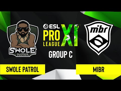 Swole Patrol vs MIBR vod